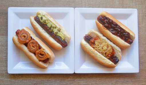 fun hot dog toppings